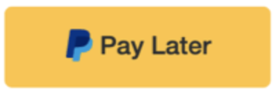 We're now offering Pay later with PayPal